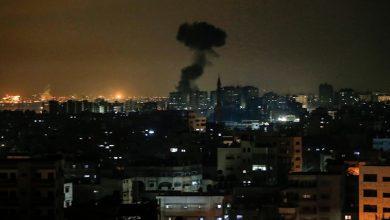 Photo of Îsraîlê baregehên Hemasê bombebaran kirin