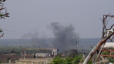 Photo of Dagirkeriya Tirk gundên herêma Efrîn û Şehbayê topbaran kirin
