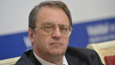 Photo of Mikhail Bogdanov: ez nizanim Erdogan ev gotin ji kur anîne