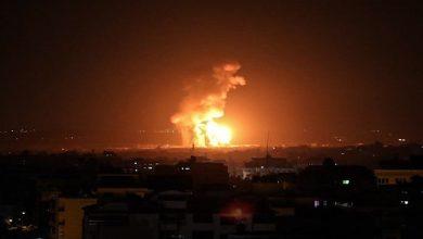 Photo of Balafirên Îsraîlî hinek dever li Xezzayê bombebaran kirin