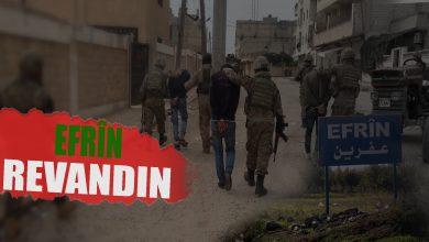 Photo of Li Efrînê çetayan li navçeya Şera 2 ciwan revandin