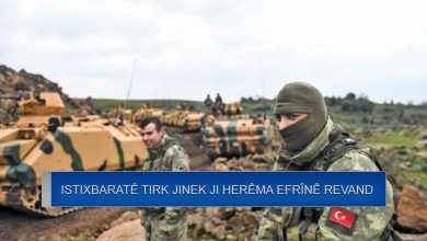 Photo of Istixbarata dagirkeriya Tirk jinek ji navçeya Mabatayê ya Efrînê revand
