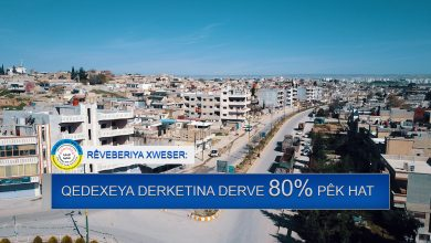 Photo of Rêveberiya Xweser: Qedexeya derketina derve 80% pêk hat