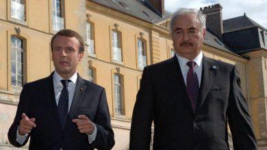 Photo of Hefter li Parîsê bi Macron re rûnişt