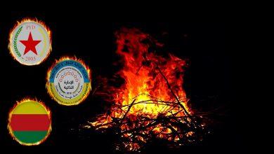Photo of Rêvebriya Xweser, TEV-DEM û PYD'ê Newroz pîroz kirin
