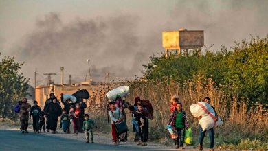 Photo of Rûsya: Li Bakurê Sûrî bêhtirî 385 Hezar kes ji ber êrîşên Tirkiyê koçber bûne