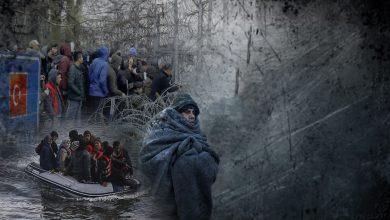Photo of Îro dîsa pevçûn li ser sînorê Yûnanistanê derket