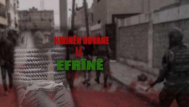Photo of Li Efrînê çeteyan jina 35 salî revand