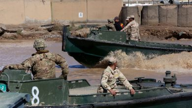 Photo of Li Iraqê baregeha besmaya ya Leşkerî, bi 2 Moşekan hat armanckirin