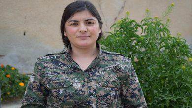 """Photo of Fermandara YPJ'Ê Tolhildan Raman: """"Divê jin asta têkoşîna azadiyê bilin bikin"""""""