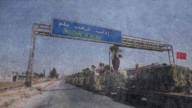 Photo of Dewleta Tirk, karwaneke leşkerî derbasî Idlibê kir