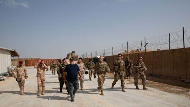 Photo of Hêzên Amerîkî ji barageheke estratîcîkî li Iraqê vegşiyan