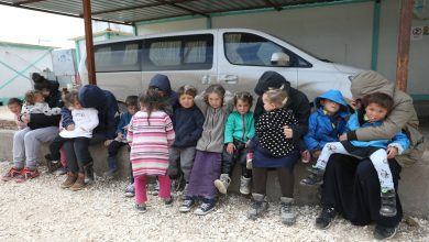 Photo of Komek jinên DAIŞ'ê hewl dan ji kampa Holê birevin