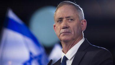 Photo of Gantz bû serokê Knesset a Îsraîlê