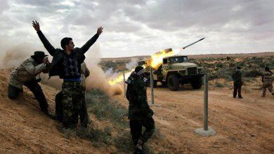 Photo of Artêşa Niştimanî ya Lîbyayê:  Nuqteyên artêşa Tirk û çeteyên Sûrî li Terablusê hatin hedefgirtin