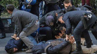 Photo of Li Tirkiyê, 24 sendîka operasyonên li dijî parêzeran şermezar kirin