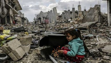 Photo of Çavdêriya Sûrî ya Mafên Mirovan: Di şerê Sûrî yê 9 salan de, 384 hezar kes hatin kuştin