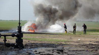 Photo of Li Til Hemîs Agir bi boriyeke Petrolê ket