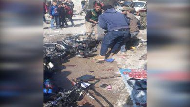 Photo of Li navend bajarê Efrînê ya dagirkirî teqînekê rû da