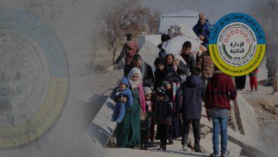 Photo of 1500 Malbatên Idlibî li herêmên Rêveberiya Xweser in