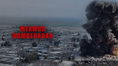 Photo of Balafirên dewleta Tirk Mexmûr bombebaran kir