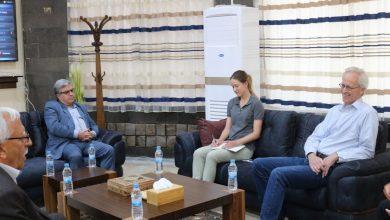 Photo of Wezareta Derve ya Amerîka, bi partiyên Kurdî re civiya