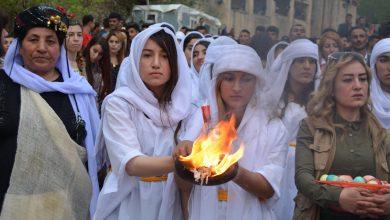 Photo of Komîteya Gel û Baweriyan a KCK'ê, cejn li civaka Êzidî pîroz kir