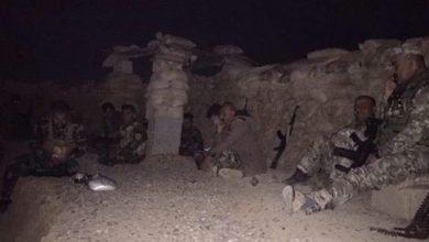 Photo of Li Başûrê Kurdistanê 2 Pêşmerge, di encama êrîşeke DAIŞ'ê de şehîd bûn