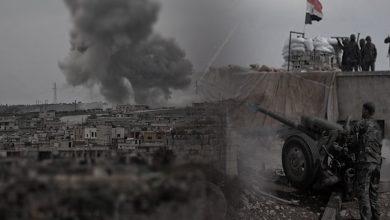 Photo of Rejîma Sûrî, Başûrê Idlib û Rojavayê Helebê topbaran kirin