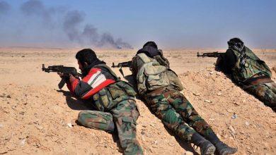Photo of Nêzî 60 leşkerên hikûmeta Şamê û çeteyên DAIŞ'ê li Himsê hatin kuştin