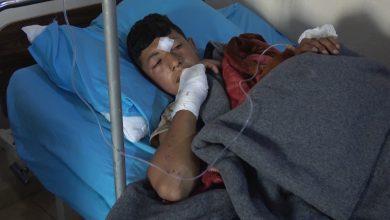 Photo of Li Şehbayê 2 mayîn teqiyan, 2 zarok bi giranî birîndar bûn