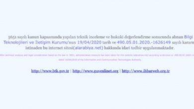 Photo of Hikumeta AKP'ê çend malperên nûçeyan asteng kirin