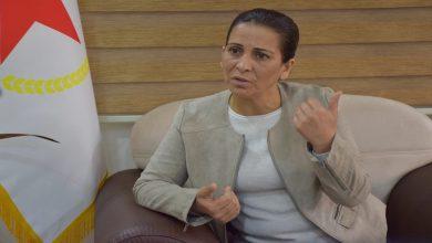 Photo of Hevseroka PYD'ê Eyşe Hiso: Iraq û Başûrê Kurdistanê berpirsên êrîşên li ser Mexmûrê ne