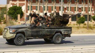 """Photo of Li Lîbya di bombebaraneke çeteyan de, 11 sivîl hatin kuştin"""""""