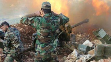 Photo of Hêzên rejîma Sûrî, gundewarê Başûrê Idlibê topbaran kir