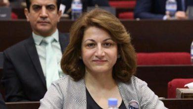 Photo of Parlamentera Iraqê: Li dijî şehîdxistina 3 jinan xwedî helwest bin