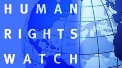 Photo of HRW: Astengiyên Şamê û Iraqê hewldanên li dijî Corona asteng dikin