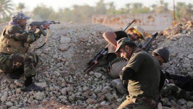 Photo of Di navbera DAIŞ û hêzên hikumeta Şamê de şer rû da, 2 çete hatin kuştin