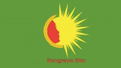 Photo of Kongra Star, banga danûstandinê li hêzên Kurdistanî kir