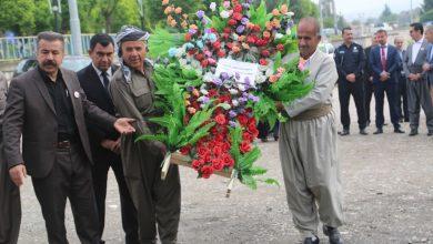 Photo of Şehîdên komkujiya Raperîna Qeladizê hatin bibîranîn