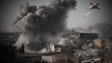 Photo of Leşkerên rejîmê derdora Idlib û Hemayê topbaran kirin