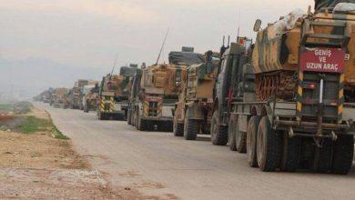 Photo of Di 3 mehan de dewleta Tirk zêdeyî 6 hezar wesayîtên leşkerî şandine Idlibê