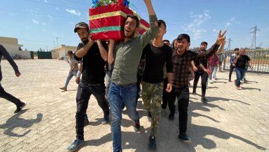 Photo of Şehîdê QSD'Ê Çavreş Kobanê li Kobanê hat oxirkirin