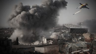 Photo of Hêzên hikumeta Şamê gundewarê Idlibê topbaran kir