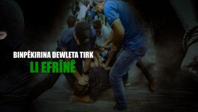 Photo of Çeteyan li navçeya Şiyê ya Efrînê ciwanê 18 salî revand