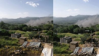 Photo of Artêşa Tirk devera Balayan û bajaroka Kanîmasî bombebaran kirin