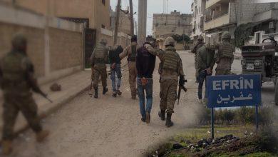 Photo of Çeteyên dewleta Tirk di mehekî li Efrînê de 22 sivîl revandin