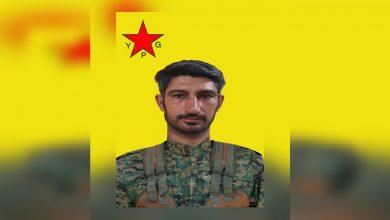 Photo of YPG'ê nasnameya Şehîd Zehredîn Osê eşkere kir