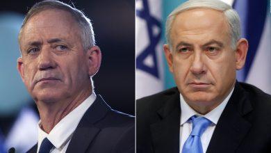 Photo of Hikumeta Îsraîlê partiya Netanyahu û ya Şîn-Spî hikumeteke hevbendî ava kir