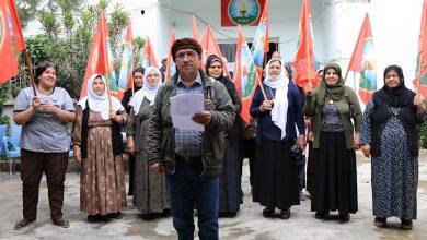 Photo of Meclisa Malbatên Şehîdan a Qamişlo û Dêrik êrîş şermezar kirin